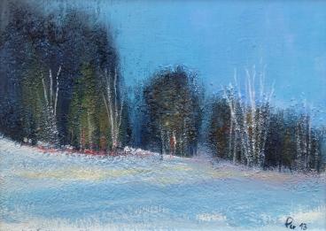Vinter og 10 minus - 33x24