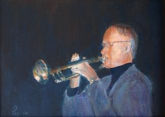 Trompetisten! 33x24