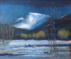 Nocturne (60x50 cm)